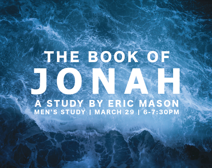 The Book Of Jonah Study