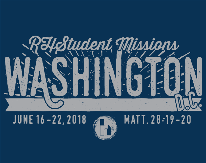 Student Mission Trip - Washington, D.C.