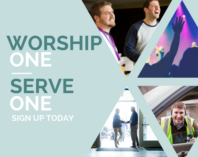 Worship One / Serve One